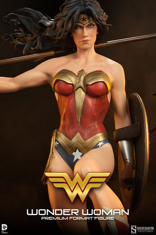 Sideshow Collectibles DC Premium Format Figure - Wonder Woman - Simply Toys