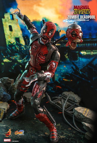 [PRE-ORDER] Hot Toys - CMS06 Marvel 1/6th Scale Collectible Figure - Zombie Deadpool