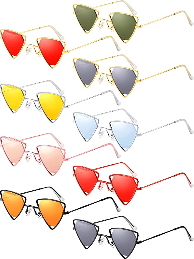 THE JANICE'S ( Triangle Sunglasses)
