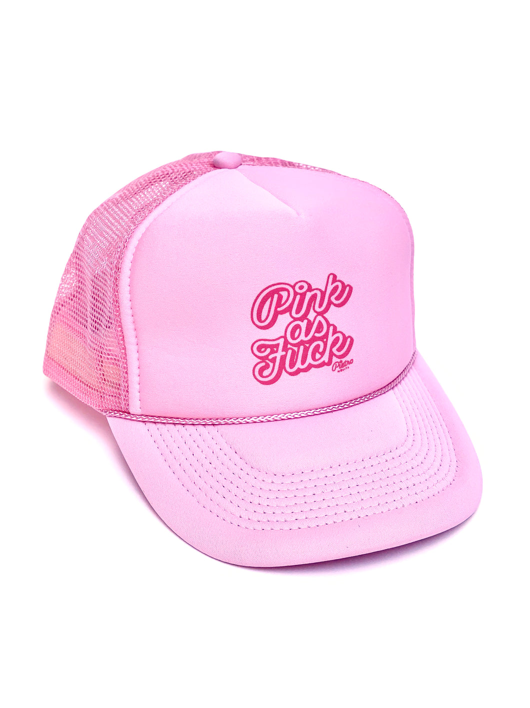 PINK AS FUCK CAP