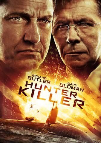Hunter Killer (HDX VUDU)