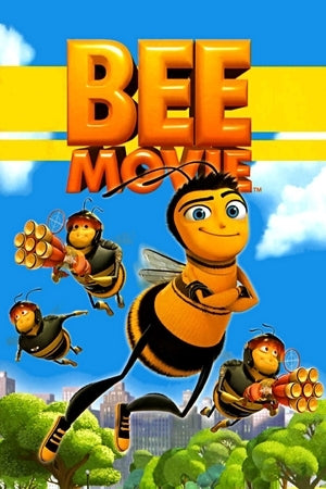 Bee Movie (MA HD or iTunes HD  via MA)
