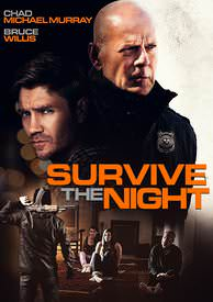 Survive The Night (Vudu HD/ iTunes HD via Lionsgate redemption site)