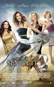 Sex and the City:The Movie (UV HD)