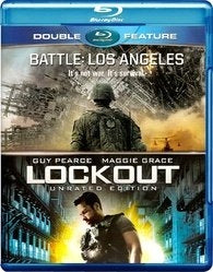 Battle Los Angeles & Lockout (UV HD)