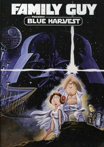 Family Guy: Blue Harvest (iTunes HD)