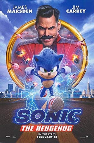 Sonic the Hedge Hog (Vudu HD OR ITUNES HD) *Read Description*