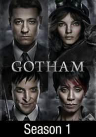 Gotham Season 1 (Vudu HD)