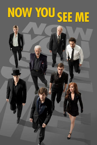 Now You See Me (iTunes HD)