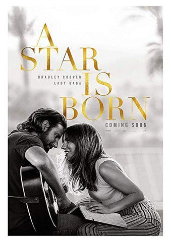 A Star is Born 2018 [UltraViolet HD or iTunes via Movies Anywhere]