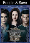 The Twilight Saga:  Extended Editions (UV HD)