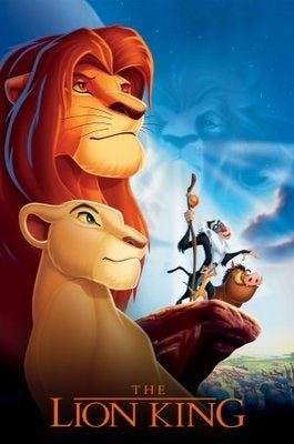 Lion King (Google Play)