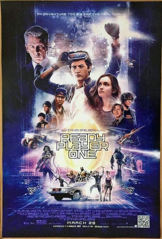 Ready Player One [UltraViolet HD or iTunes via Movies Anywhere]