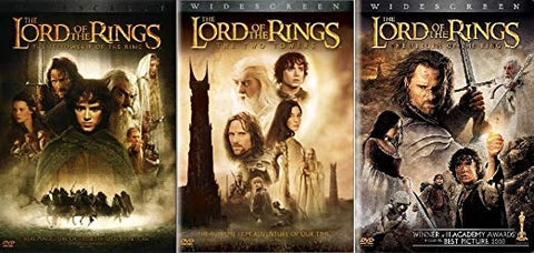 Lord of the Rings Trilogy  (UV HD/ MA HD)