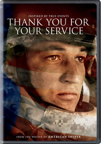 Thank You For Your Service (UV/Vudu HD)