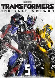 Transformers The Last Knight (VUDU HD)