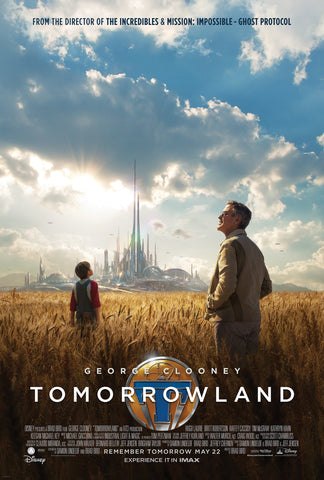 Tomorrowland (MA HD/Vudu HD/iTunes via MA)