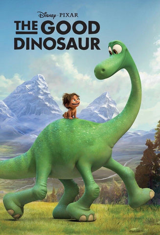 The Good Dinosaur (MA HD/Vudu HD/iTunes via MA)