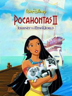 Pocahontas II: Journey to a New World (MA HD/Vudu HD/iTunes via MA)