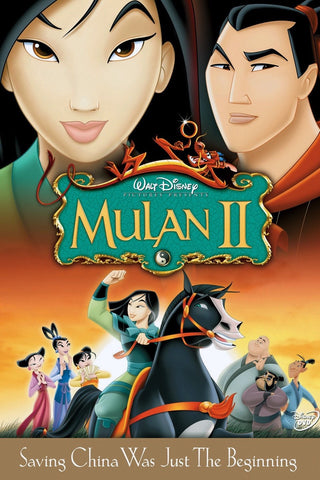 Mulan 2 (MA HD/Vudu HD/iTunes via MA)