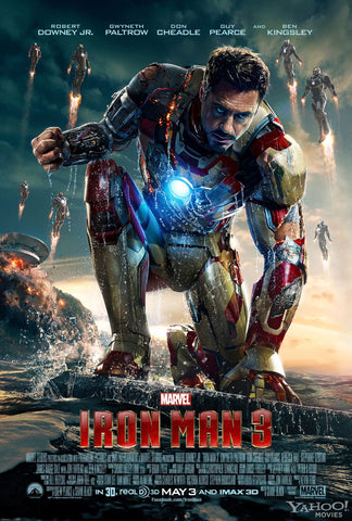Iron Man 3 (MA HD/Vudu HD/iTunes via MA)