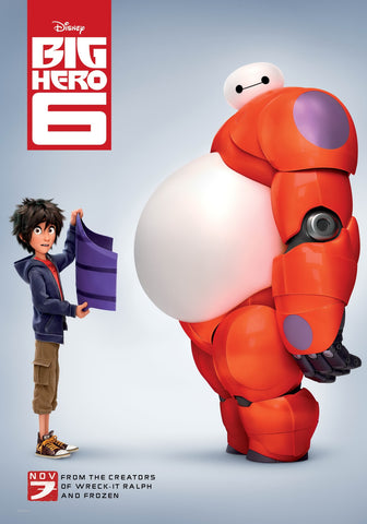 Big Hero 6 (MA HD/Vudu HD/iTunes via MA)