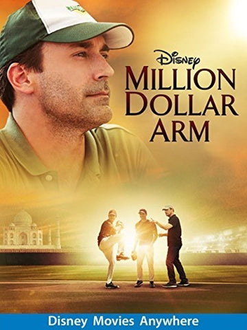 Million Dollar Arm (MA HD/Vudu HD/iTunes via MA)