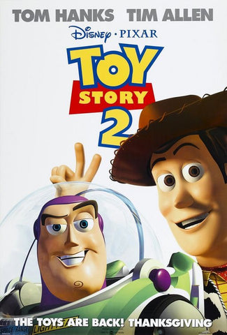 Toy Story 2 (Google Play)