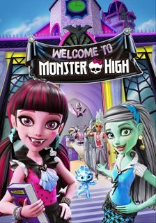 Welcome to Monster High (iTunes HD)