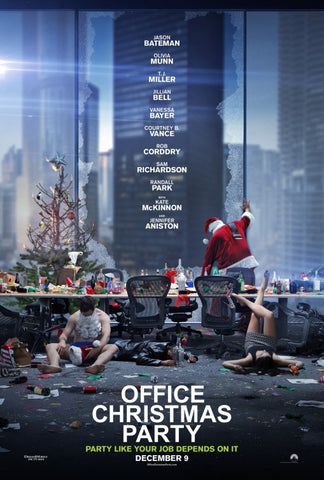Office Christmas Party (iTunes HD)