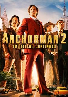Anchorman 2: The Legend Continues (iTunes HD)