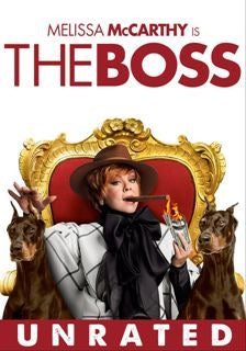 The Boss Unrated (iTunes HD)