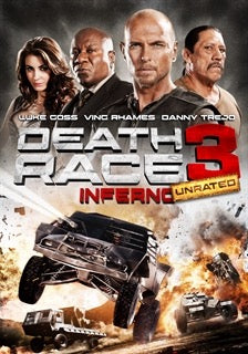 Death Race Inferno Unrated (iTunes HD)
