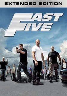 Fast Five (iTunes HD)