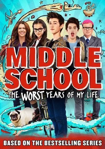 Middle School The Worst Years Of My Life (iTunes HD)
