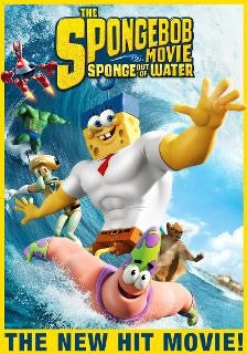 Sponge Bob Movie: Sponge out of Water (iTunes HD)
