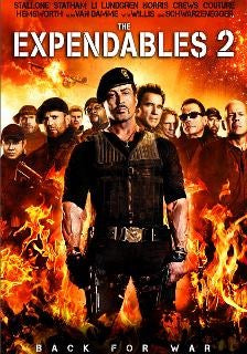The Expendables 2 (iTunes HD)