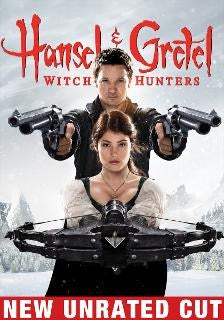 Hansel & Gretel Witch Hunters (iTunes HD)