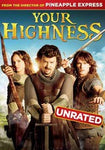 Your Highness Unrated (iTunes HD)