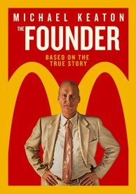 The Founder (iTunes HD)