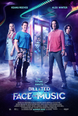 Bill & Ted Face the Music [Vudu HD]