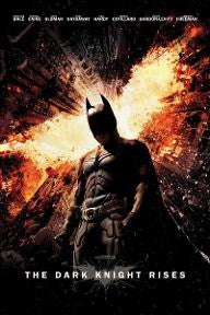 The Dark Knight Rises (MA HD/ Vudu HD/ iTunes via MA)