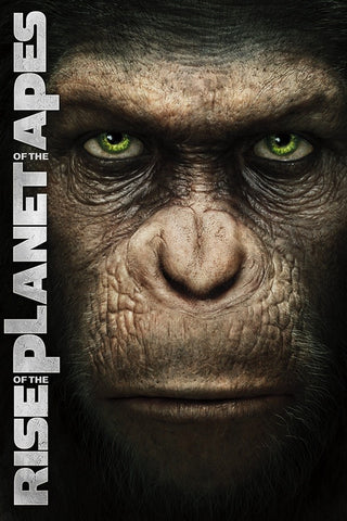 Rise of the Planet of the Apes (UV HD)
