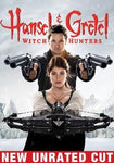 Hansel & Gretel Witch Hunters: Unrated (UV HD)