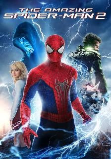 The Amazing Spider-man 2 (UV HD)