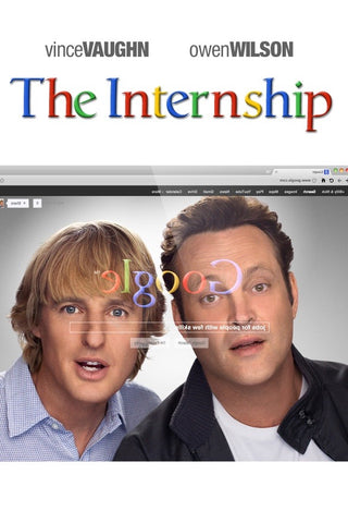 The Internship (UV HD)