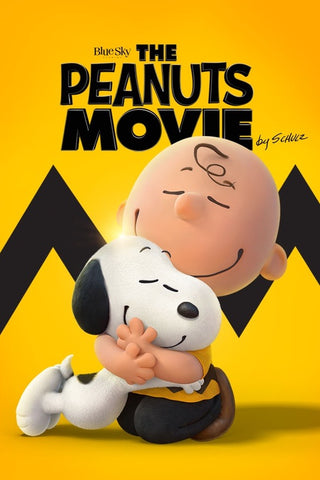 The Peanuts Movie (UV HD or iTunes HD)