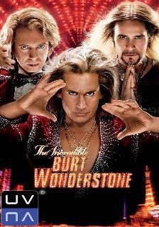 The Incredible Burt Wonderstone [Movies Anywhere HD, Vudu HD or iTunes HD via Movies Anywhere]