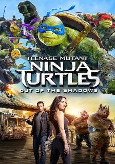 Teenage Mutant Ninja Turtles out of the Shadows (Vudu HD)
