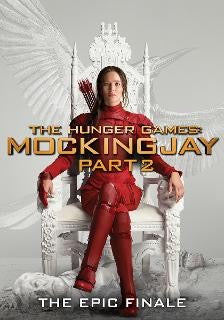 Mocking Jay Part 2 (iTunes HD)